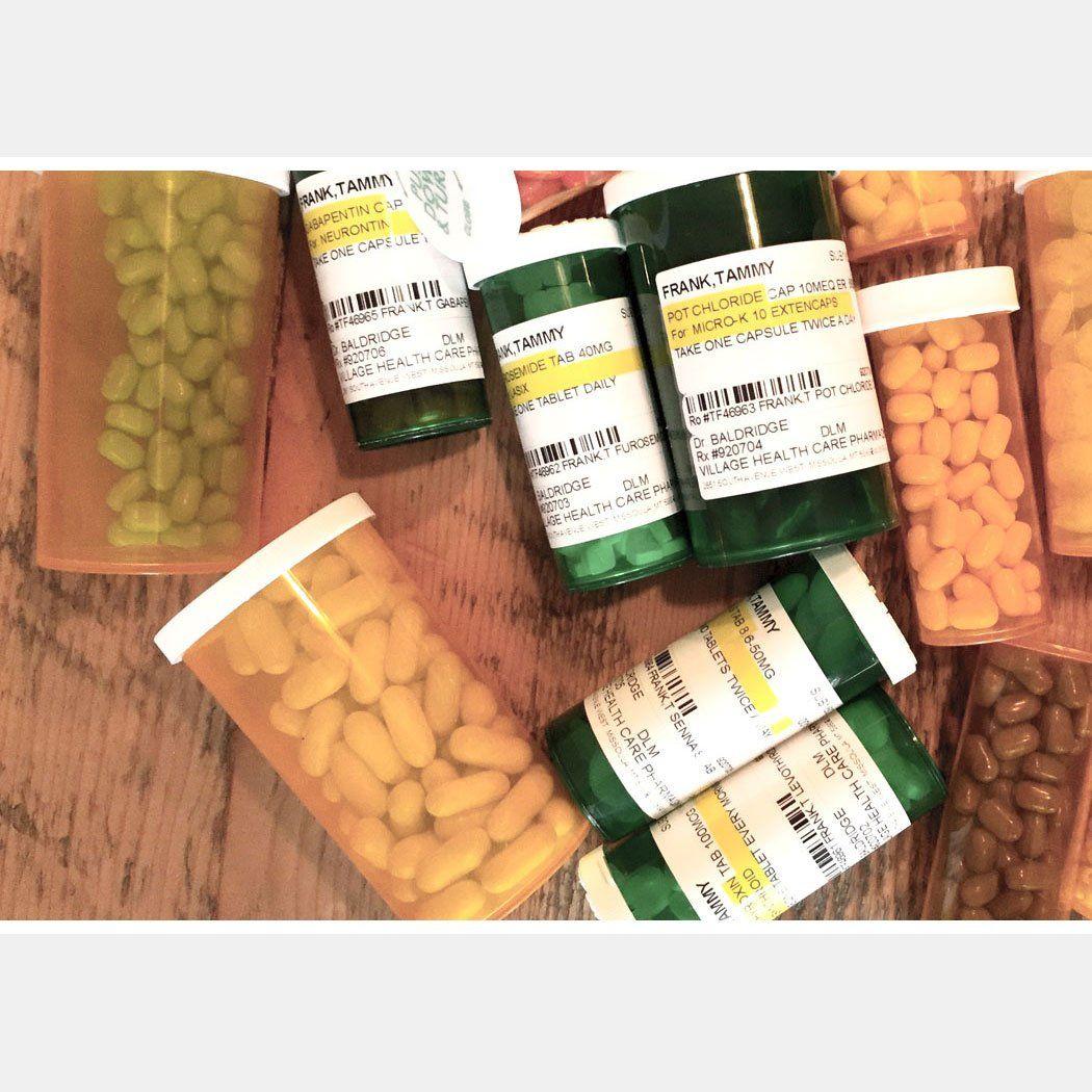 Medication Management For Cognitive Linguistic