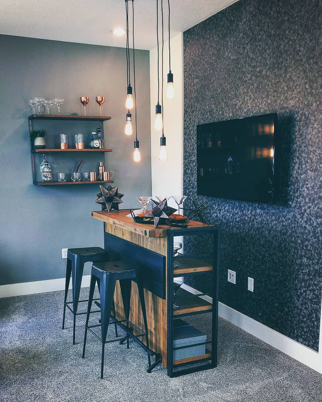 Do You Have A Participation Room In Your Residence Pliable Living Room Spaces Are All The Tenacite I Do In 2020 Home Bar Rooms Bonus Room Design Home Bar Designs