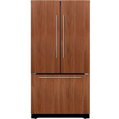 Ft. Custom Panel Counter Depth French Door Refrigerator   Energy Star