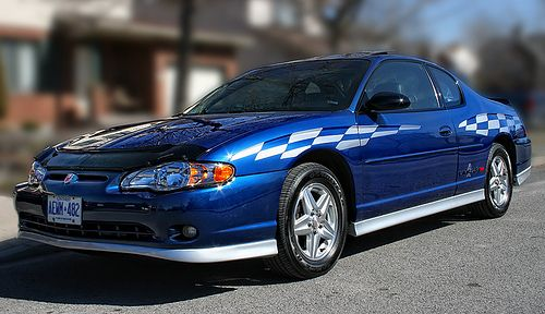 2003 Monte Carlo Ss Pace Car Edition By Ppolgar Via Flickr