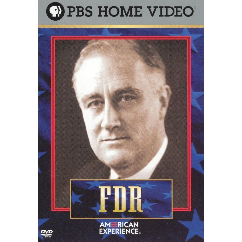 Fdr (2 Discs) (American Experience) (dvd_video)