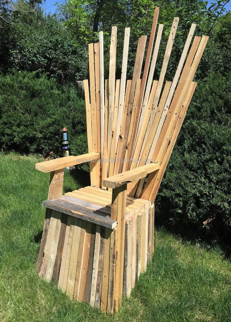 Step By Pallet Chair Ideas Simple Plans Pdf Folding Adirondack