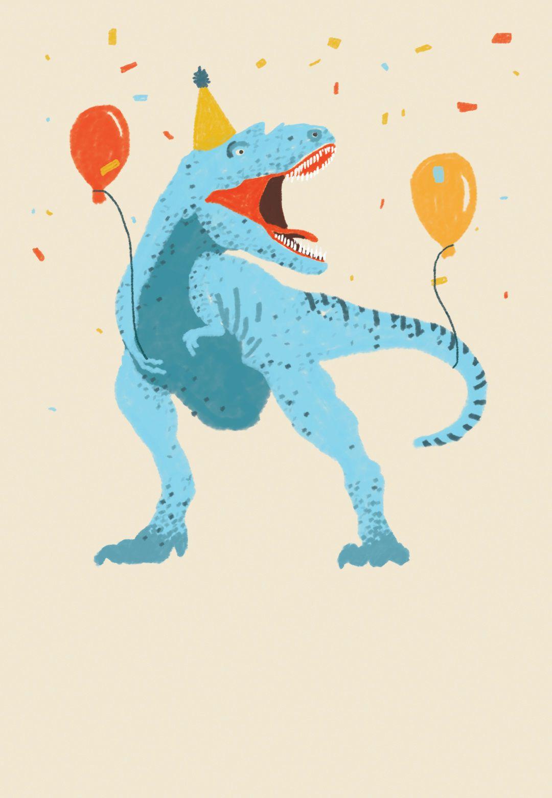 dinosaur fiesta free birthday invitation template greetings