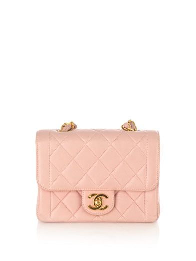 CHANEL VINTAGE  Small quilted 2.55 bag