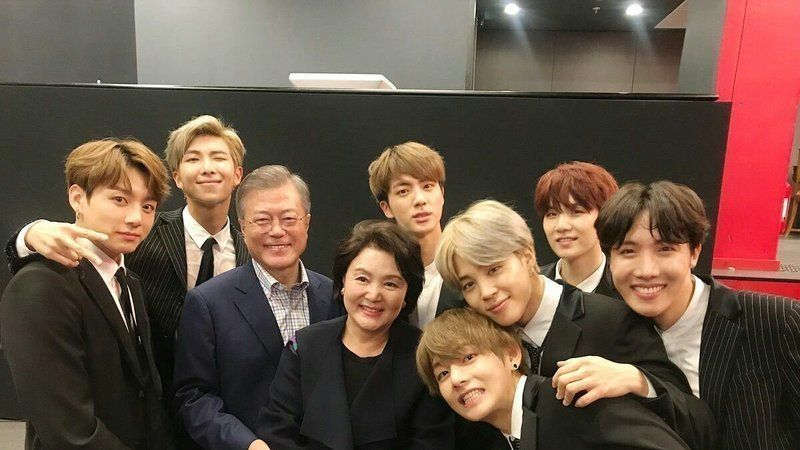 Petition Allow Bts Members To Go Through Military Service Together Change Org Bts Members Military Service Bts