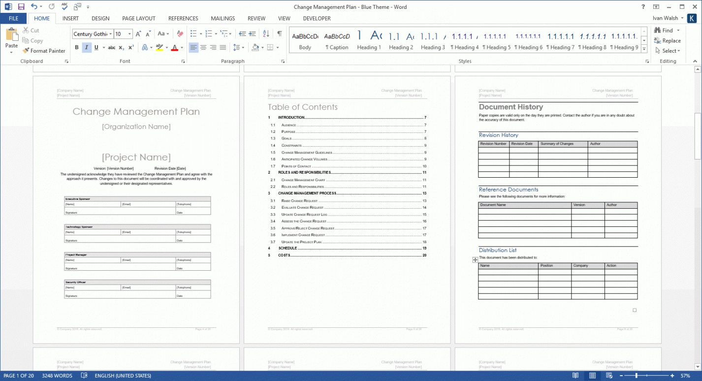Change Management Plan Template Excel Beautiful Change Management Plan Download M Change Management Simple Business Plan Template Communication Plan Template