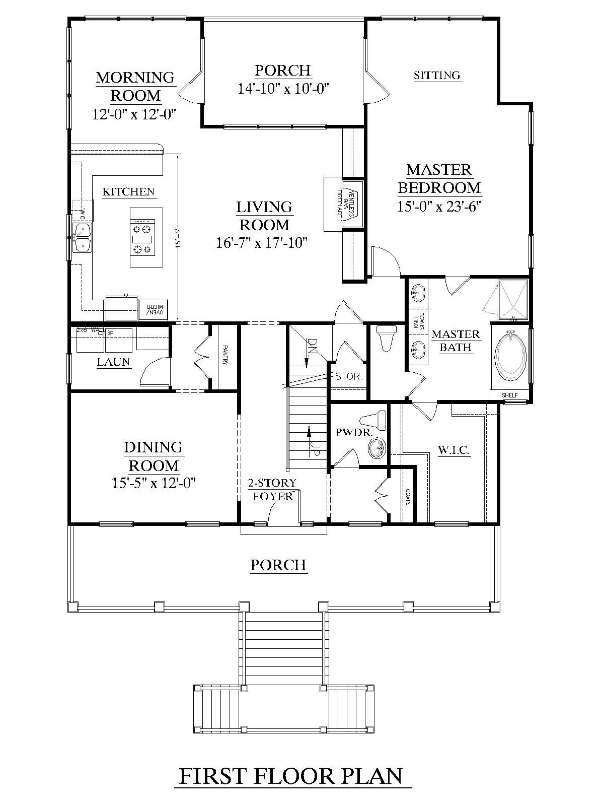House Plan 3247 A Edisto First Floor Elevated Design For