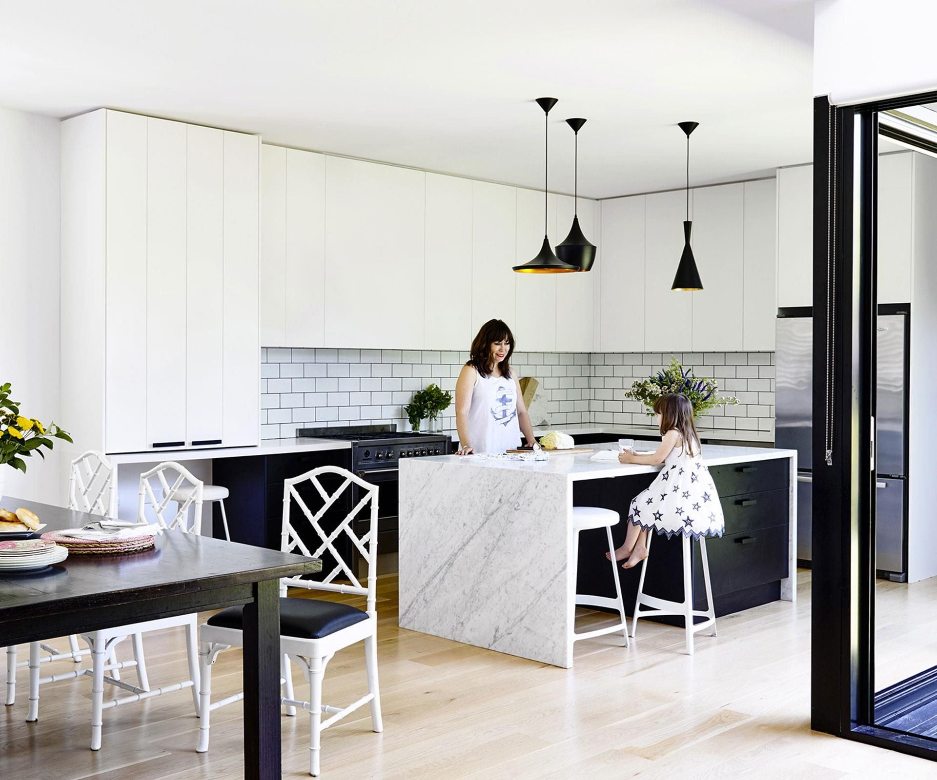 A weatherboard Edwardian home in Melbourne is restyled and updated ...