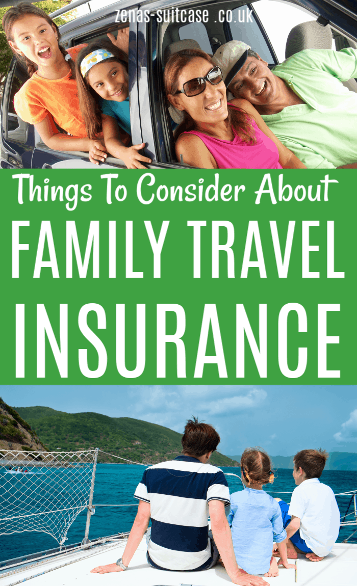 Family Travel Insurance What You Need To Consider Best Travel Insurance Family Travel Travel Insurance