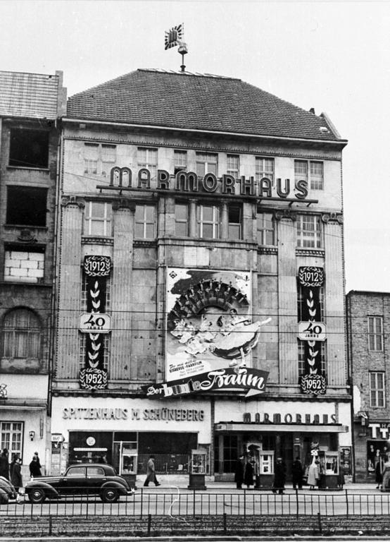 Bild Kudamm236 Marmorhaus V0kkm Jpg Abload De West Berlin Berlin Vintage Germany