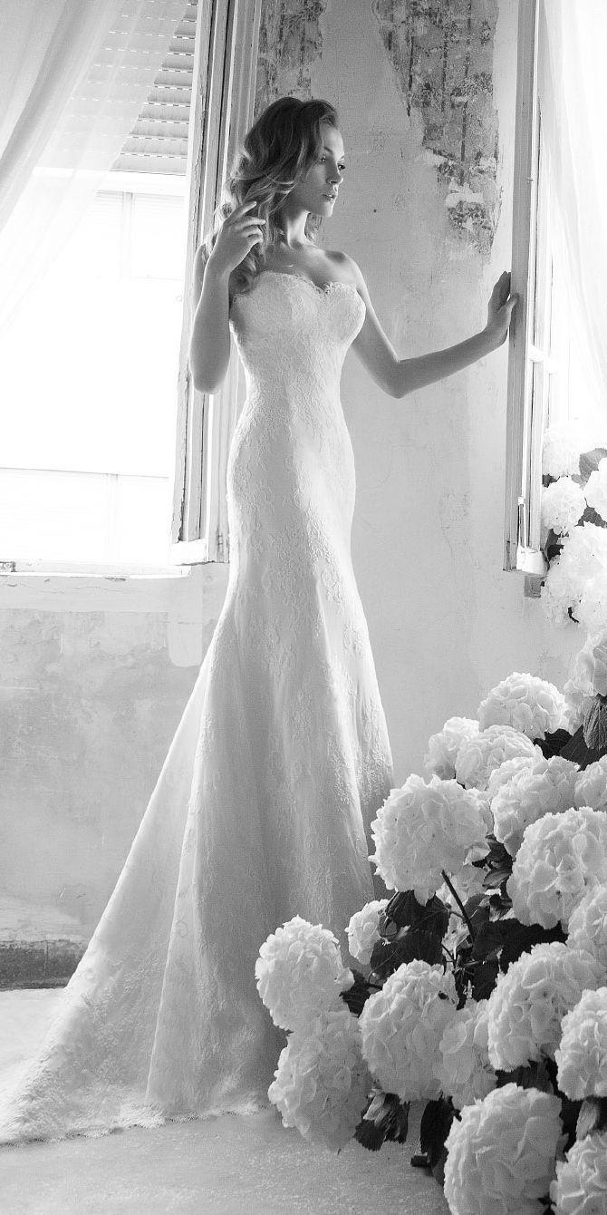 "28b4640ad3ad Pnina Tornai 2017 ""Love"" Bridal Collection | Wedding Dresses ..."
