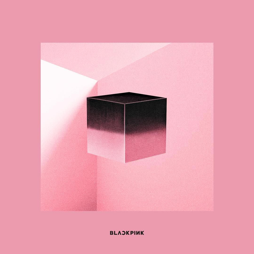 Square Up Album Cover Pink Ver Okladki Albumow