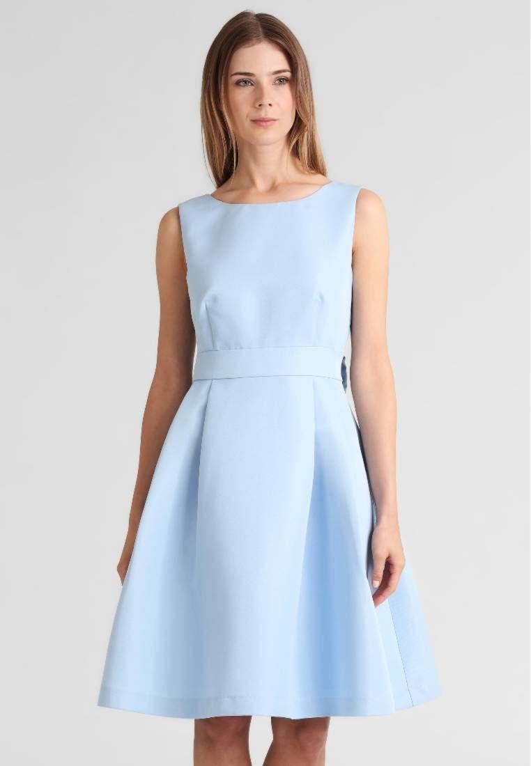 Apart. Cocktailkleid / festliches Kleid - blue . Details ...