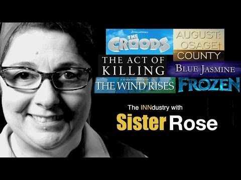 Film Mentions - Oscars 2014 - The INNdustry with Sister Rose
