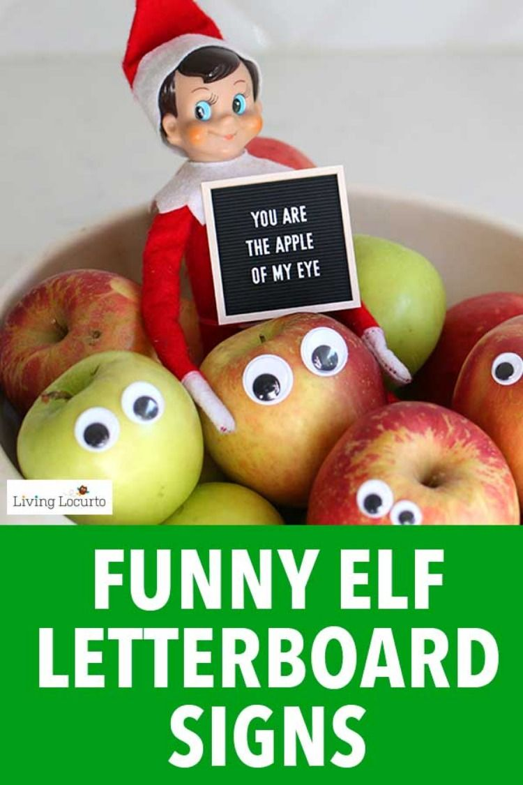 graphic about Printable Letters for Signs called Amusing Elf Letter Board Symptoms Xmas Elf Upon The Shelf