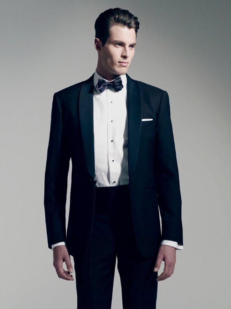 Populaire Smoking col chale bleu nuit | Wedding suit | Pinterest | Col chale  MZ54