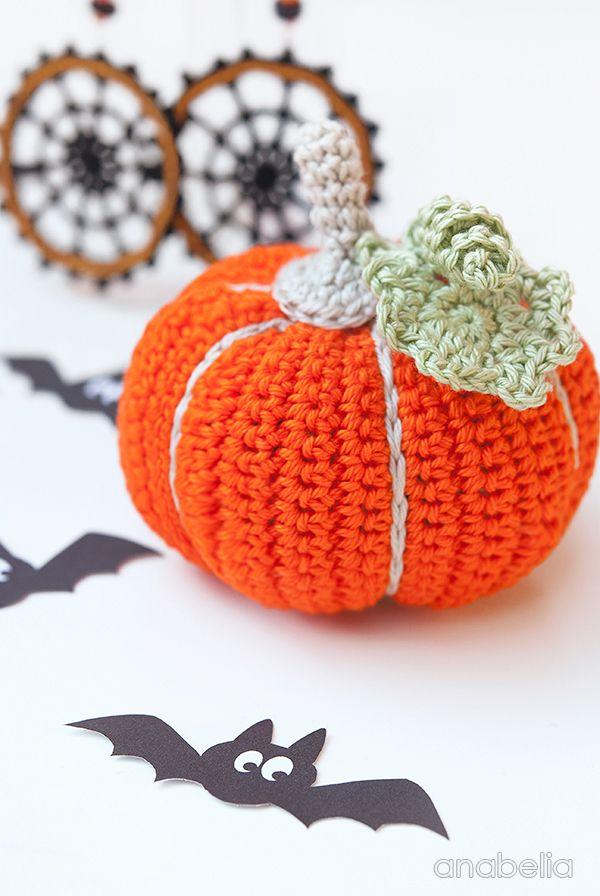 Halloween crochet projects, free patterns | Flores en crochet ...