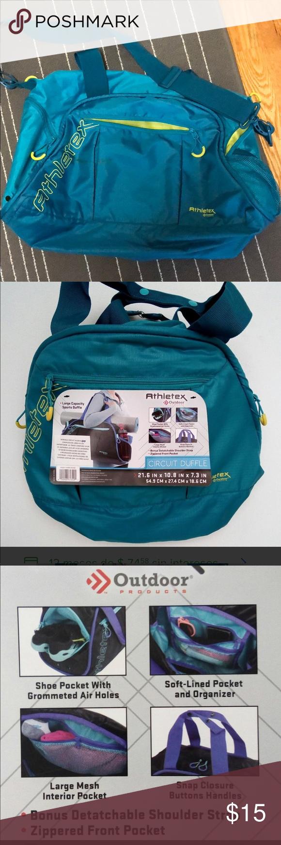 27b8adecb8ab Athletex outdoor yoga bag - used Buy 4 items