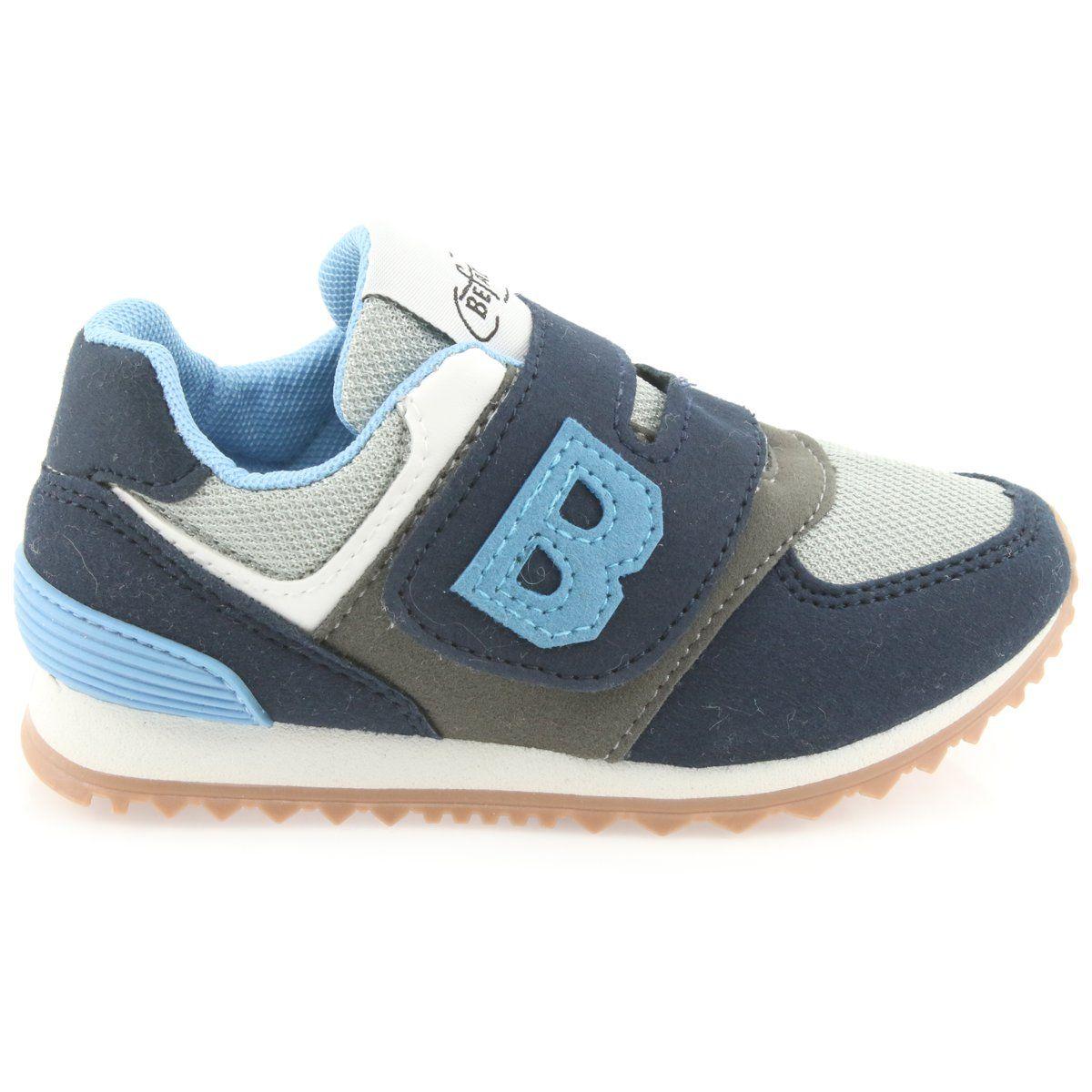 Befado Obuwie Dzieciece Do 23 Cm 516y041 Niebieskie Szare Granatowe Saucony Sneaker Baby Shoes Shoes