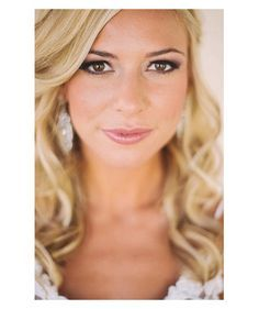 Wedding Makeup For Blue Eyes And Blonde Hair Google Search Eye Green