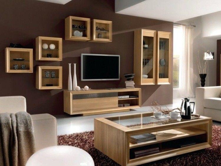 conjunto de muebles de salón | Decora tu Hogar | Pinterest | Muebles ...