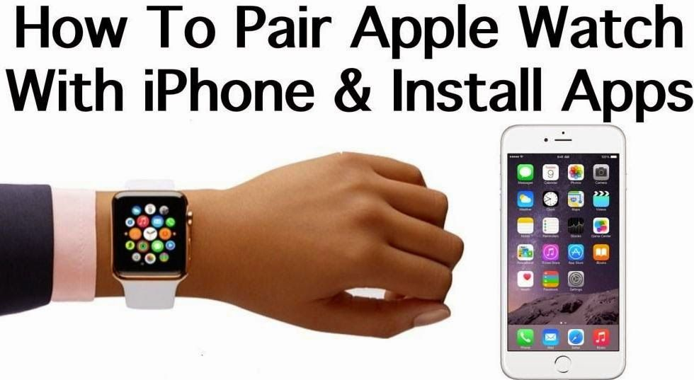 How to Pair and Install Apps on Apple Watch? iAppnalysis