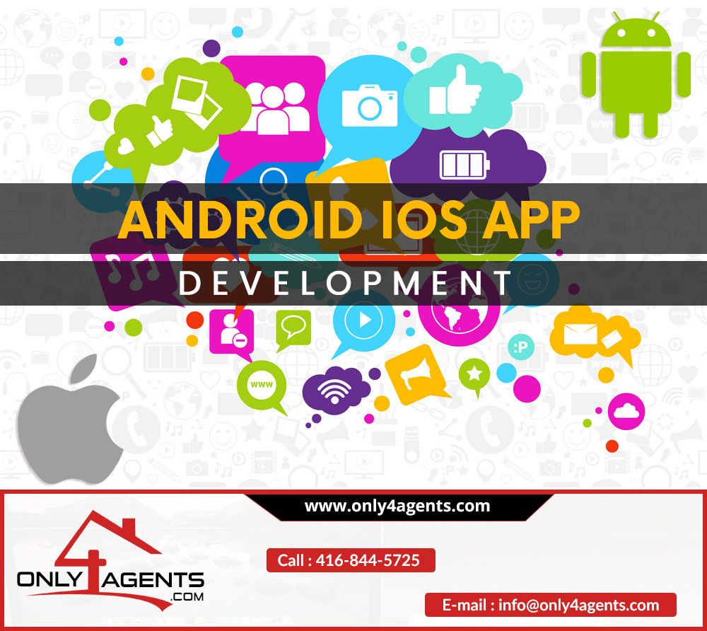 Our Android 📱 IOS App Development services include ideal