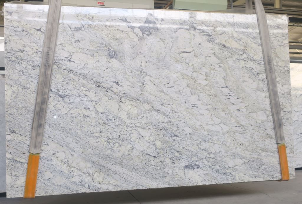 African Rainbow Granite From South Africa Is A Blend Of Creamy Beige Greys Golds And Browns I Granite Countertops Granite Countertops Colors Granite Sink