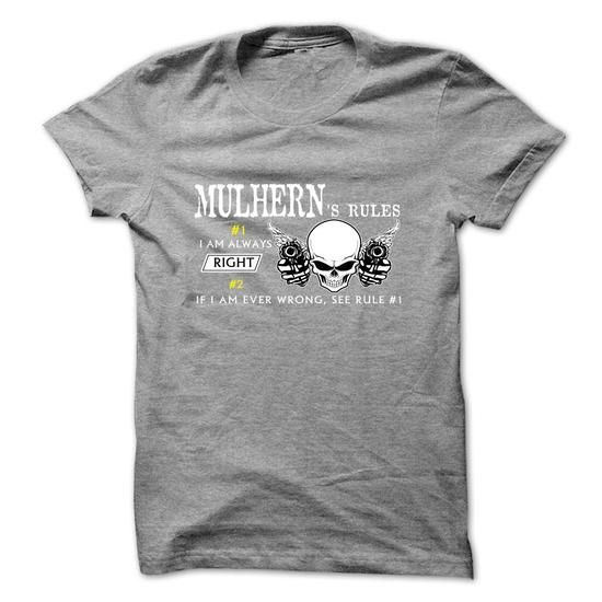 MULHERN - Rules