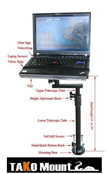 Automotive Car Truck Vehicle Laptop Netbook Computer Mount Stand Holder Trucks Cars Trucks Truck Living