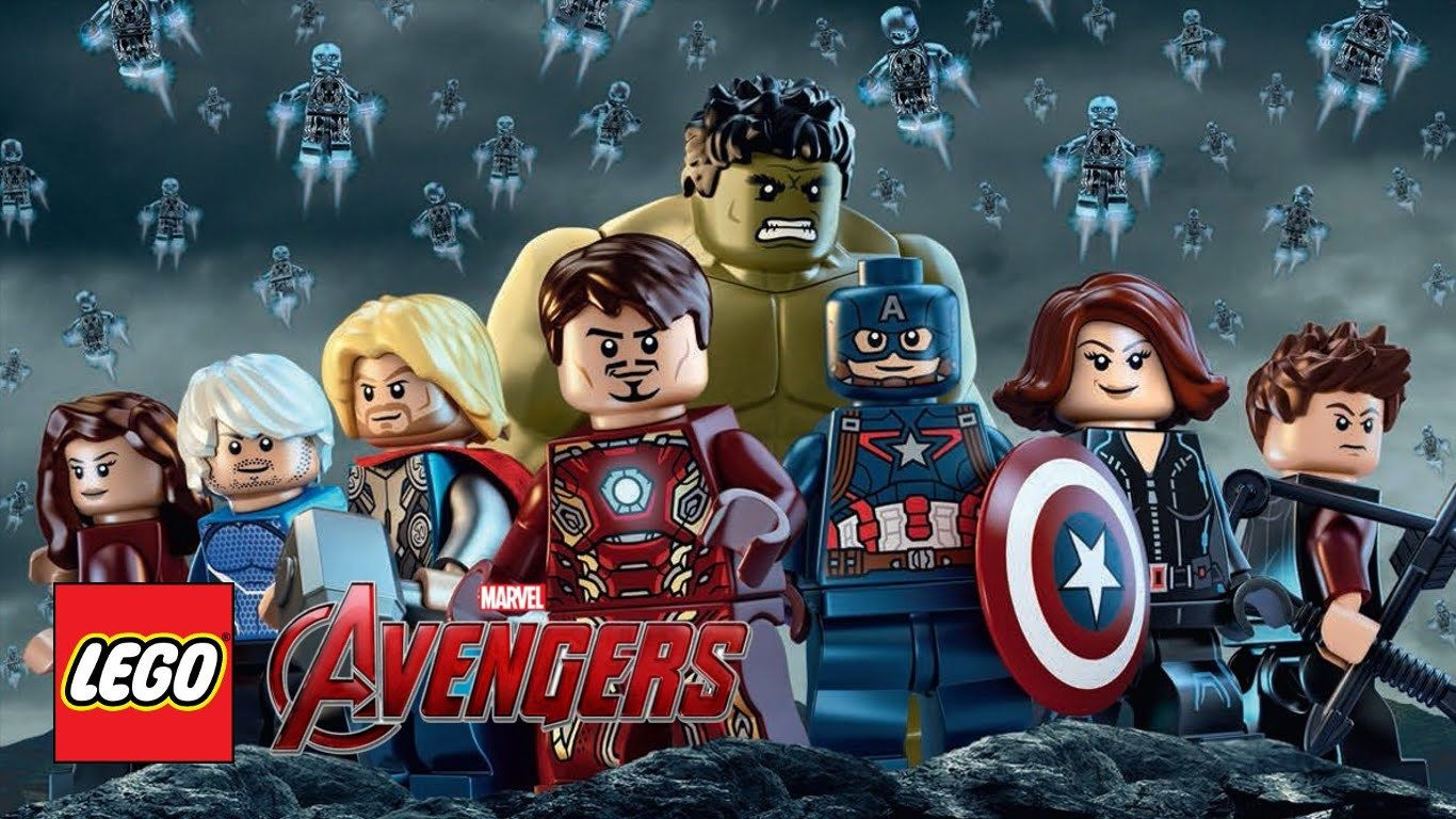 lego marvels avengers wallpapers ololoshenka Pinterest