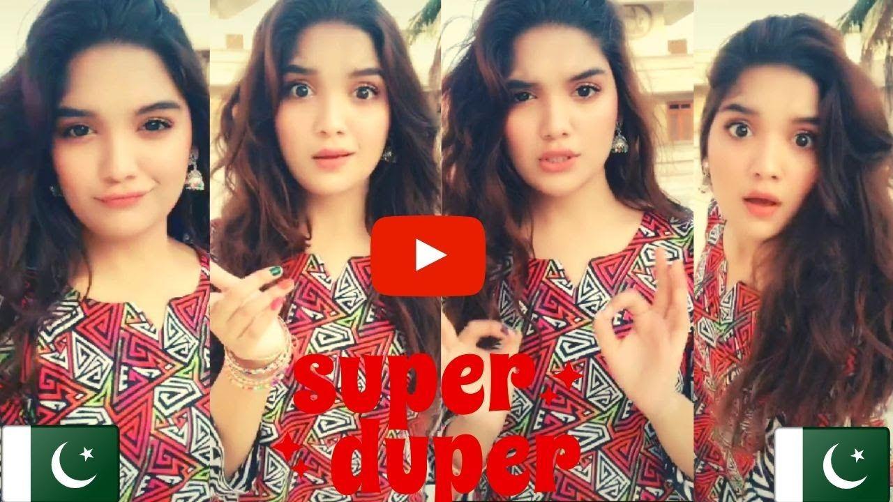 Expression Queen Romaisa Khan Pakistani Tik Tok Star Girl Trending Vira Girl Trends Star Girl Girl