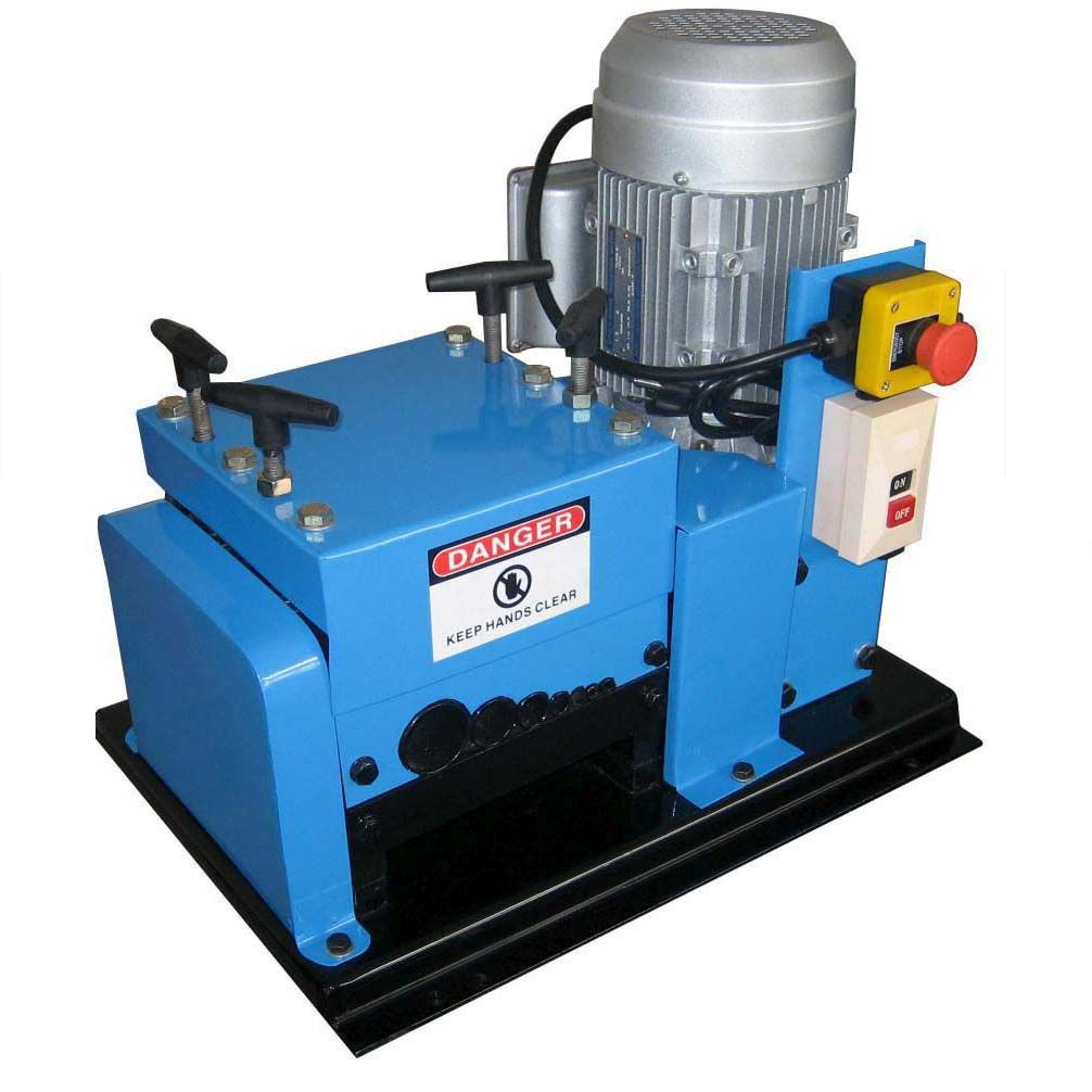 High performance copper stripping waste wire peeling machine BS-00 ...