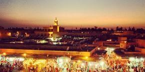 Marrakech - Marrakech-Tensift-El Haouz