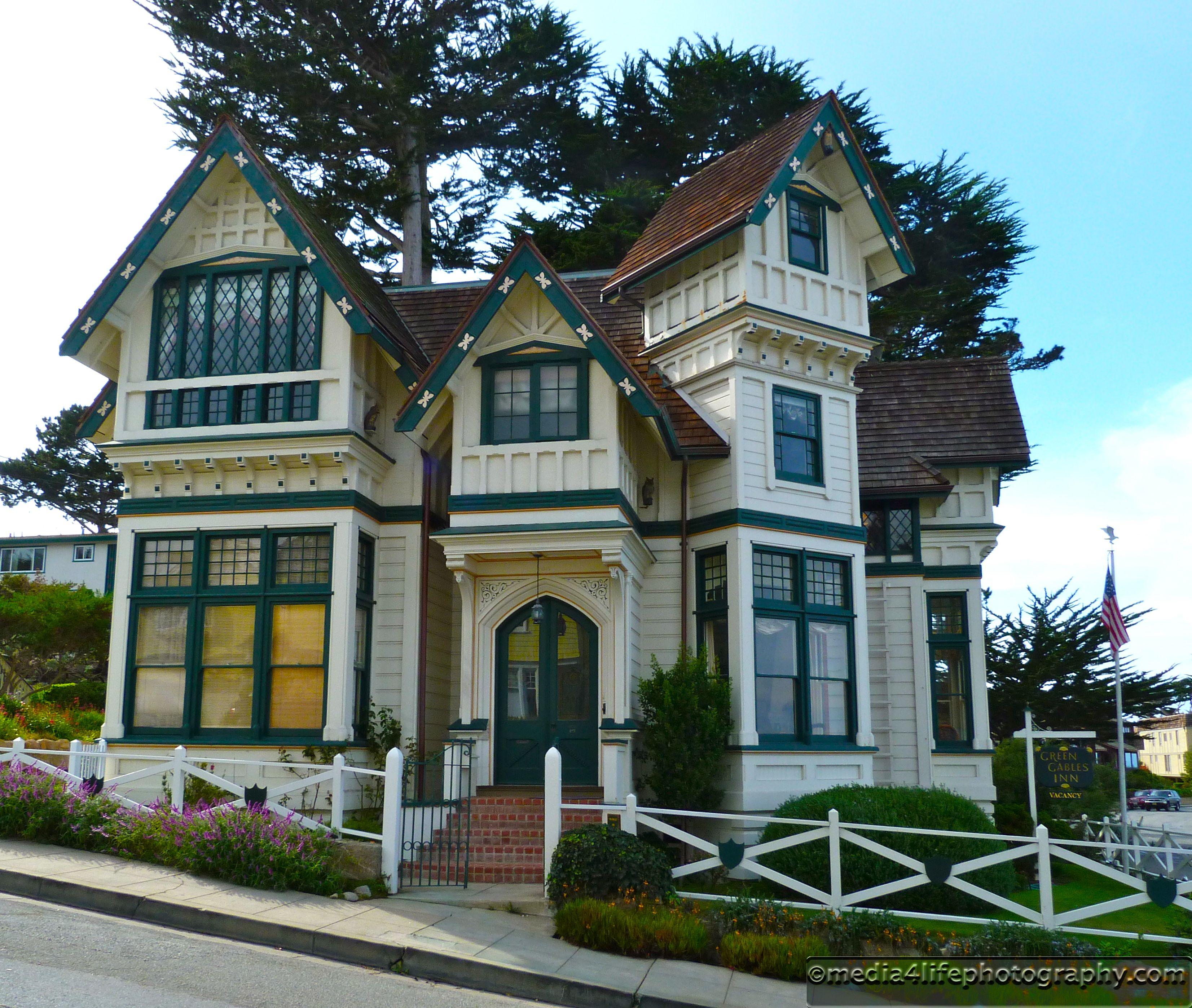 The Green Gables Inn, Pacific Grove