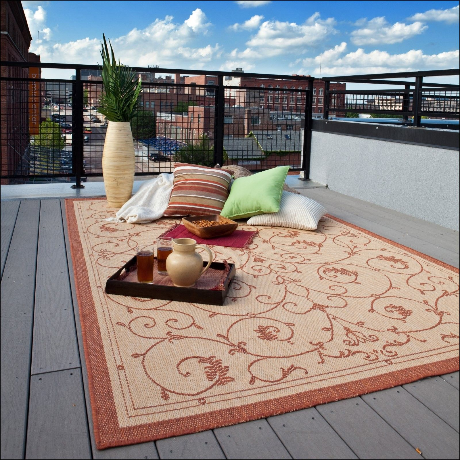 Best Outdoor Rug for Deck Rugs Gallery Pinterest