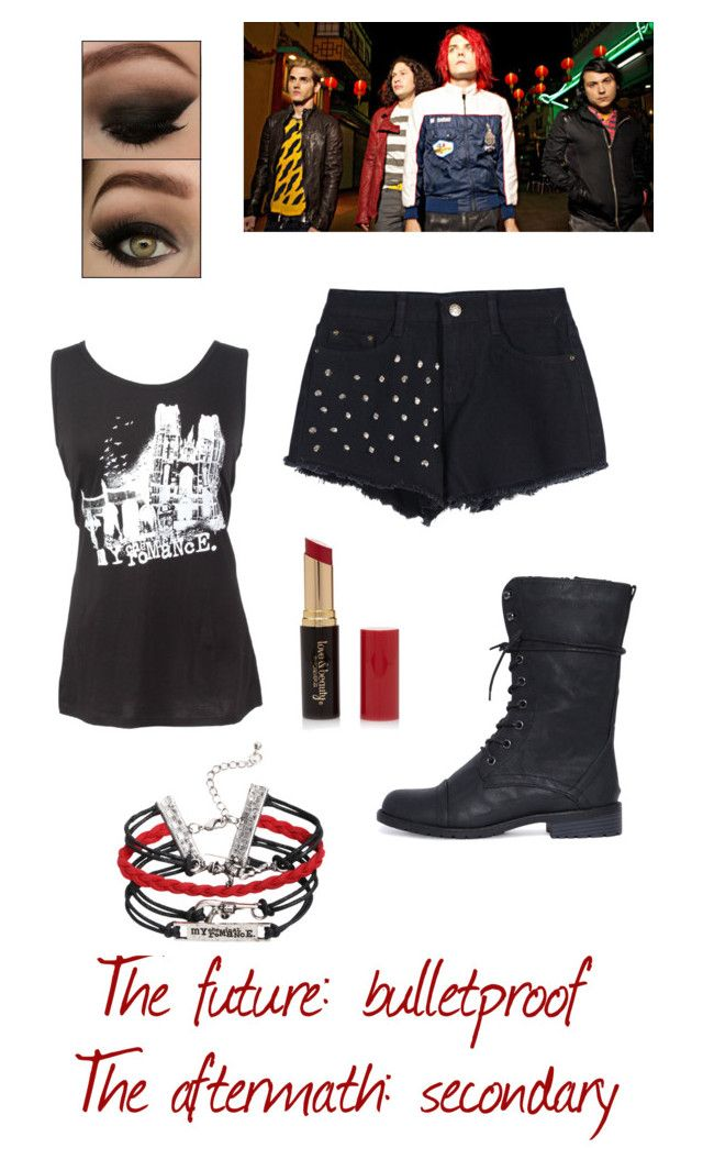"""""""Hanging out with Mikey!!!!"""" by jamzm ❤ liked on Polyvore featuring Forever 21"""