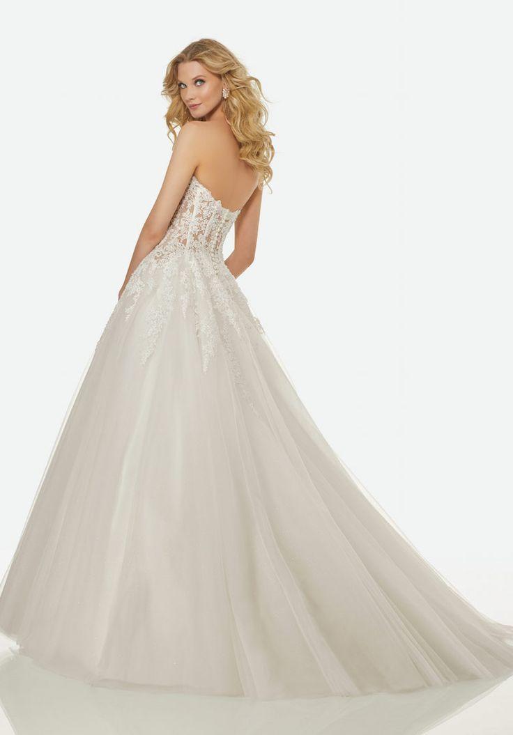 ball gown wedding dresses : courtesy of randy fenoli wedding dresses