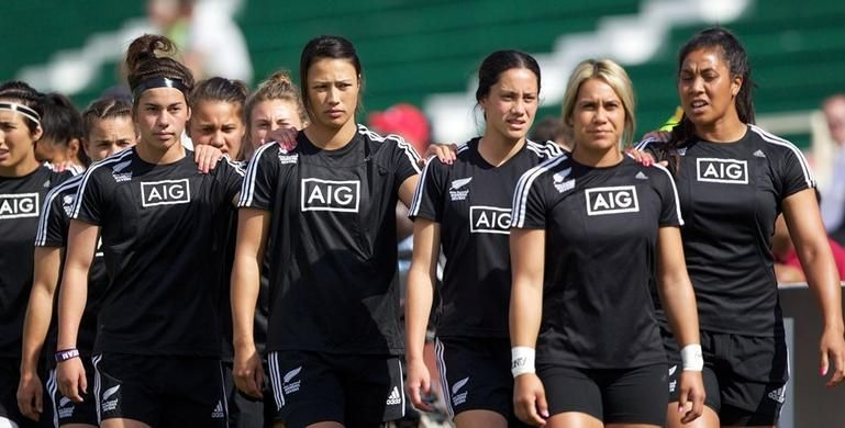 N Z Seven S Squad Olympic Team Rugby Olympics