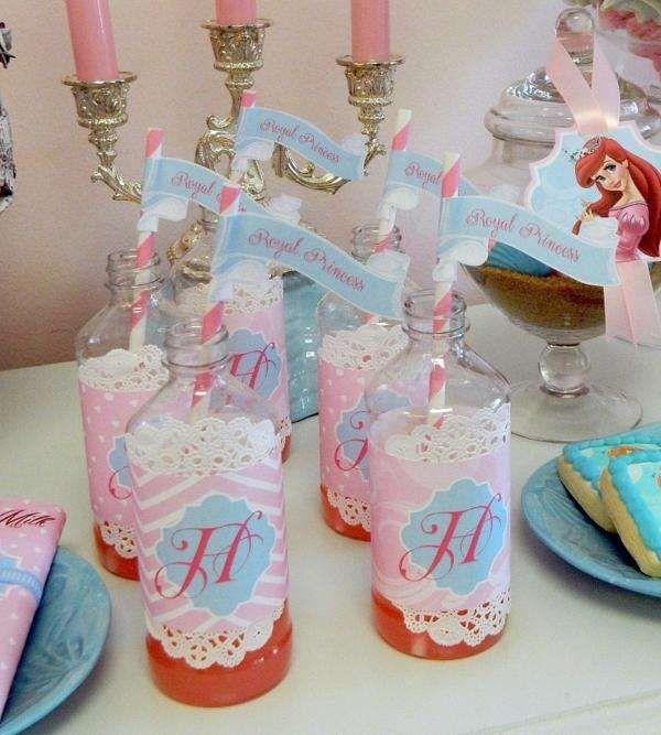 Kara S Party Ideas Royal Princess First Birthday Party: Royal Princess Ariel Birthday Party Ideas In 2019