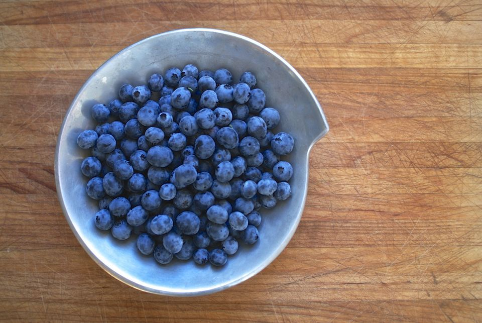 Blueberries - Tips and Recipes for Blueberries