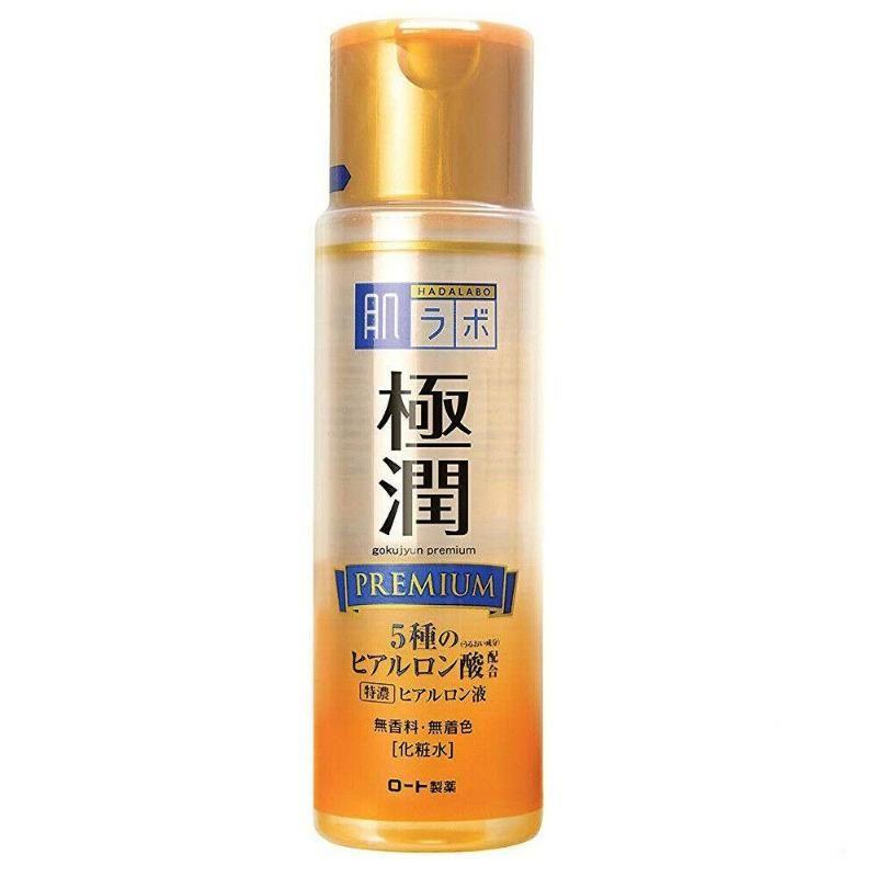 Hada Labo Gokujyun Premium Emulsion 140ml Hada Labo Lotion Moisturizing Lotions