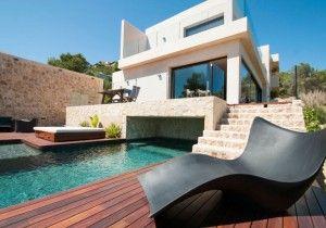 Villa Talamanca Una Casa De Lujo En Ibiza Casas De Lujo Casa Espanola Villas