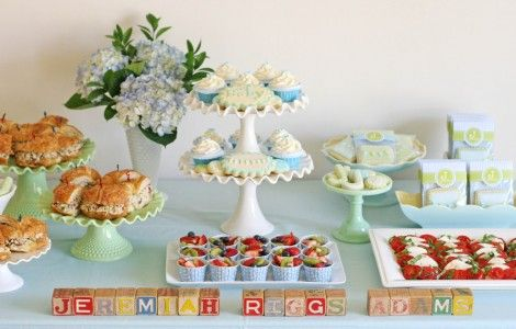 baby shower ideas on a budget  baby shower food ideas on a budget, Baby shower