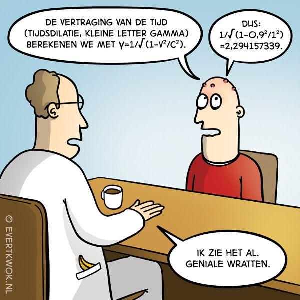 Ah Ik Zie Het Al Cartoon Taalhumor Pinterest