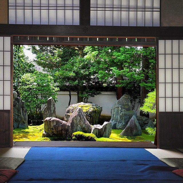 Kyoto, Mirei Shigemori, 1896-1975. Notable Landscape