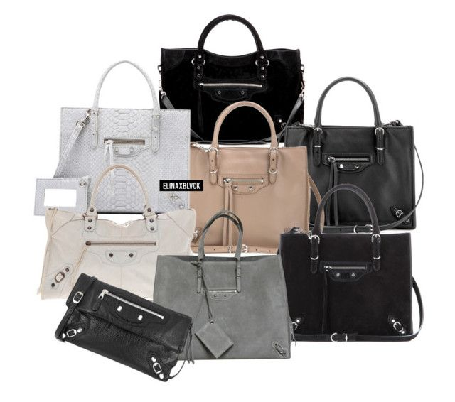 Untitled #1152 by elinaxblack on Polyvore featuring Balenciaga
