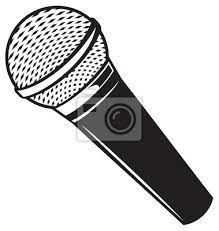 Resultado De Imagen De Microfonos Dibujos Microfono Dibujo Microfonos Proyectos Con Vinilo