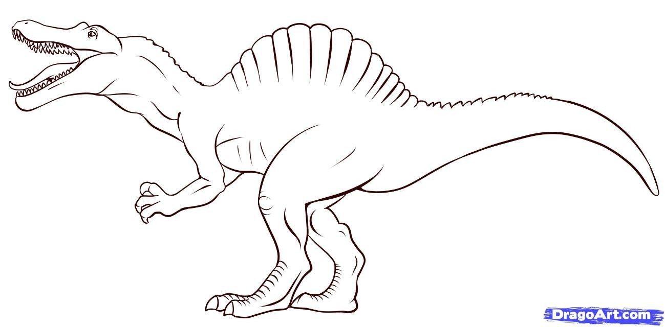Spinosaurus Coloring Page Dinosaur Coloring Pages Spinosaurus Awesome T Rex Coloring Pages To Birijus Com Dinosaur Coloring Dinosaur Coloring Pages Coloring Pages