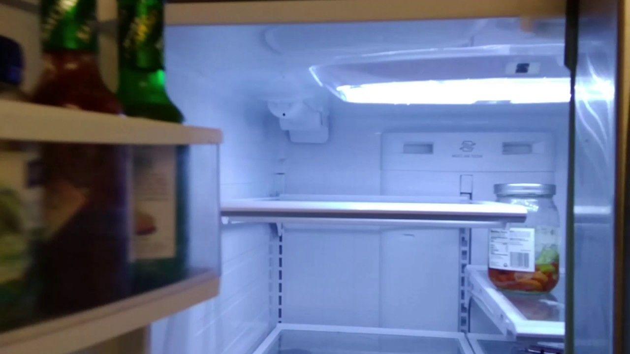 Change water filter on kenmore elite refrigerator